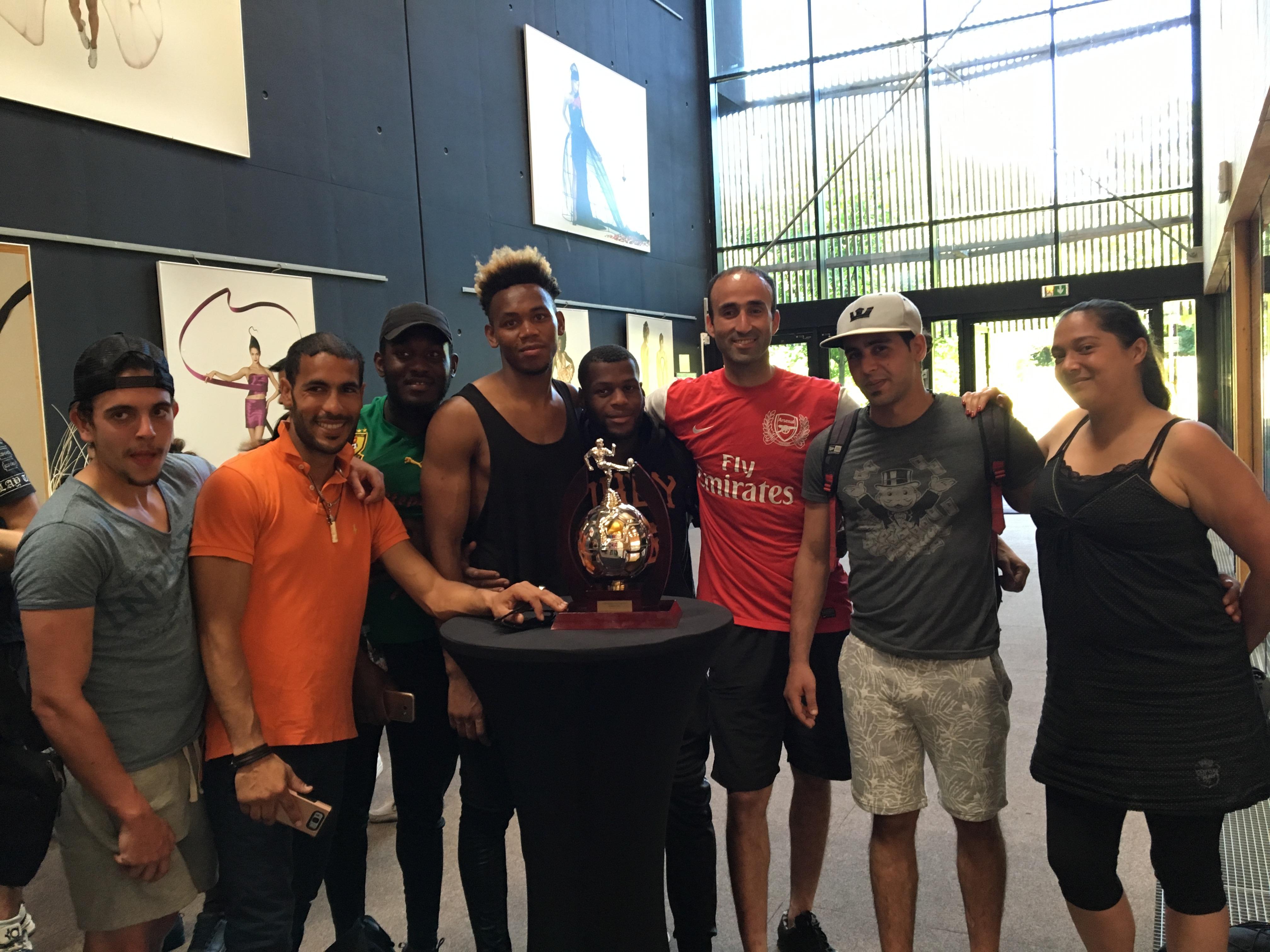 Finale et Tournoi 10-06-2018